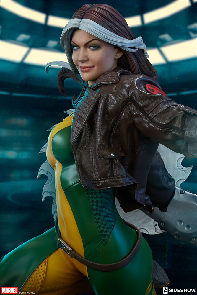 [Sideshow]-Rogue Maquette 30068712