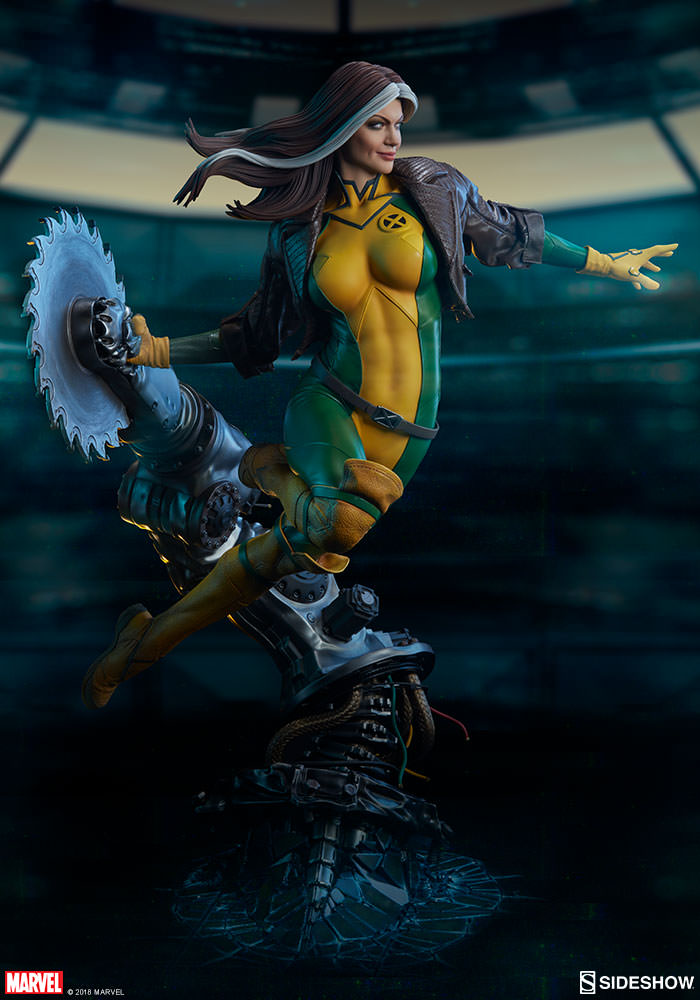[Sideshow]-Rogue Maquette 30068713