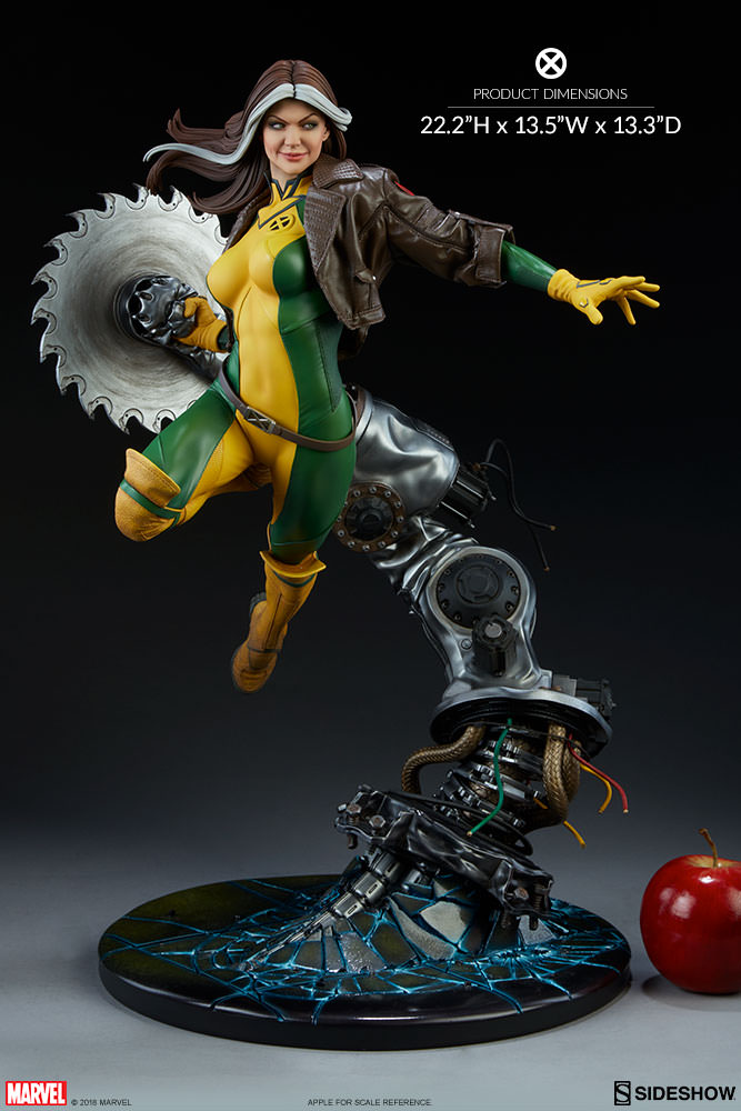 [Sideshow]-Rogue Maquette 30068714