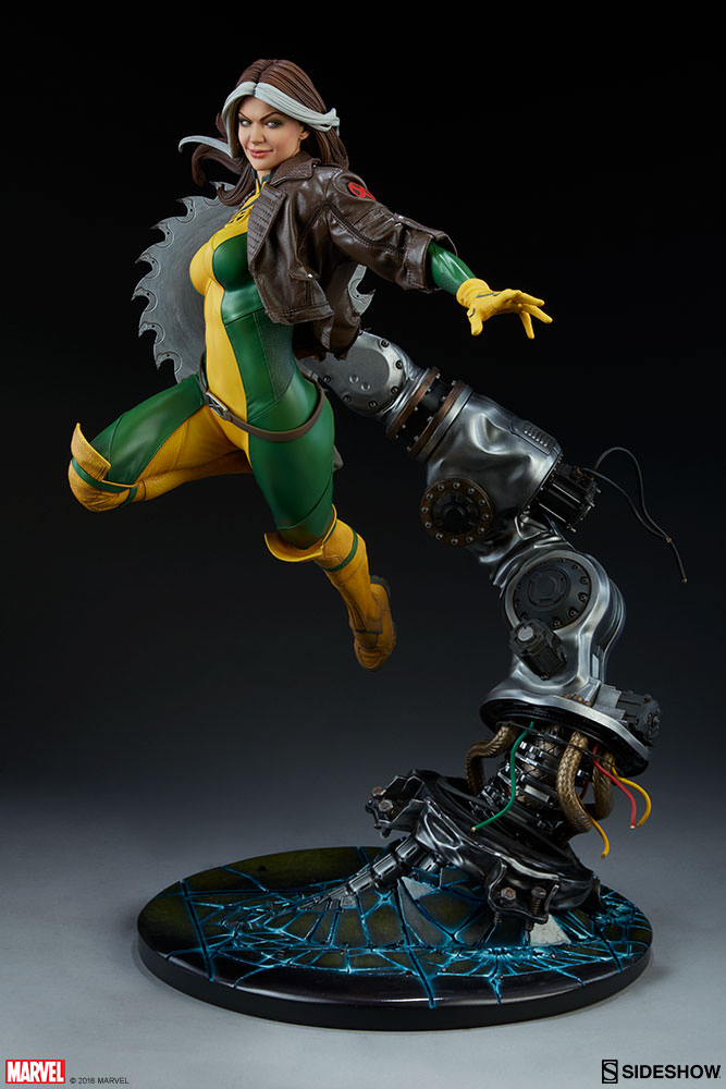 [Sideshow]-Rogue Maquette 30068715