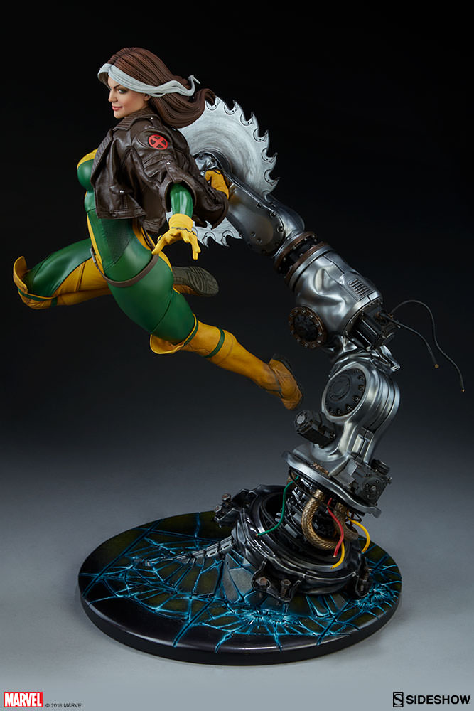[Sideshow]-Rogue Maquette 30068716
