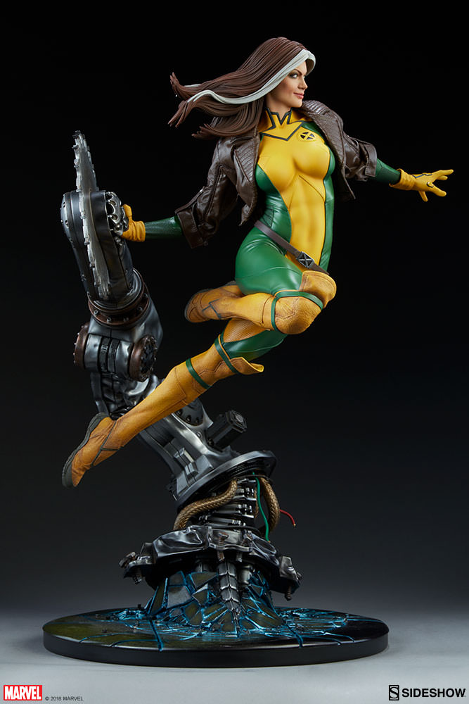 [Sideshow]-Rogue Maquette 30068718