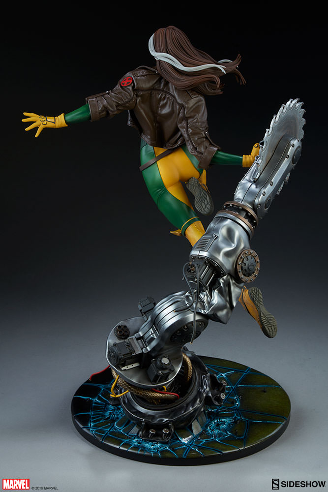 [Sideshow]-Rogue Maquette 30068719