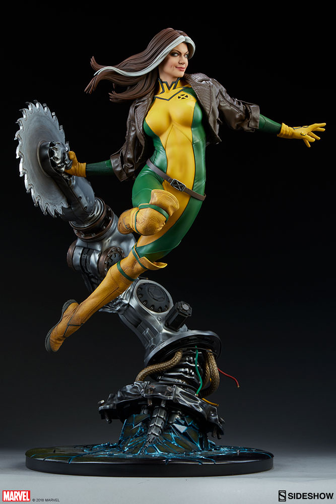 [Sideshow]-Rogue Maquette 30068720