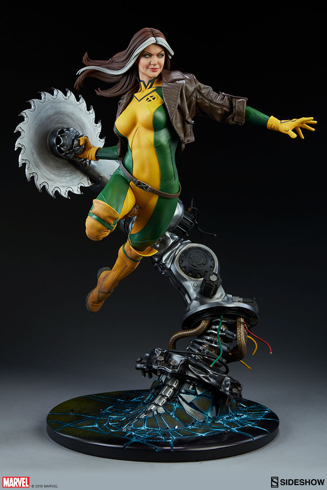 [Sideshow]-Rogue Maquette 30068721