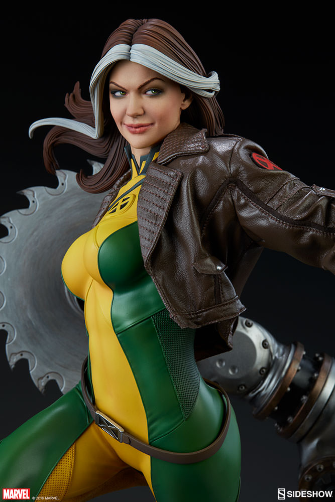 [Sideshow]-Rogue Maquette 30068722