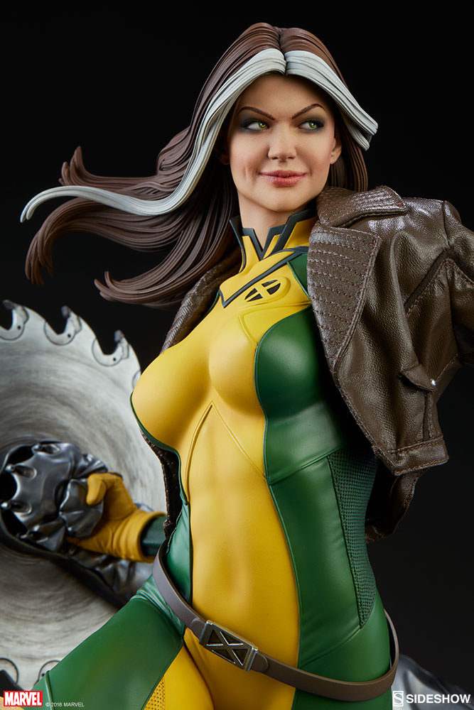 [Sideshow]-Rogue Maquette 30068724