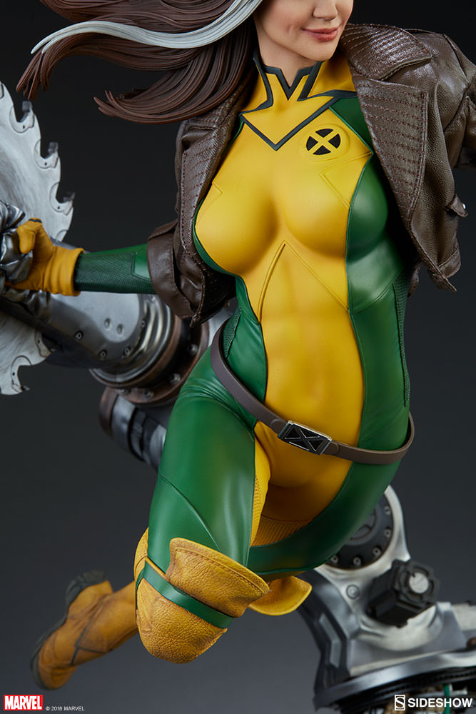 [Sideshow]-Rogue Maquette 30068726