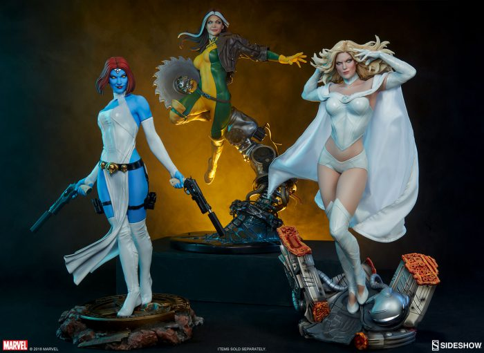 [Sideshow]-Rogue Maquette 30068736