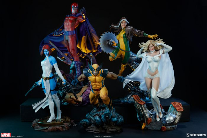 [Sideshow]-Rogue Maquette 30068737