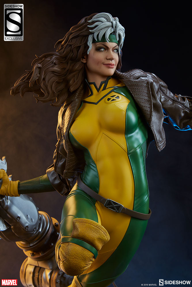 [Sideshow]-Rogue Maquette 30068739