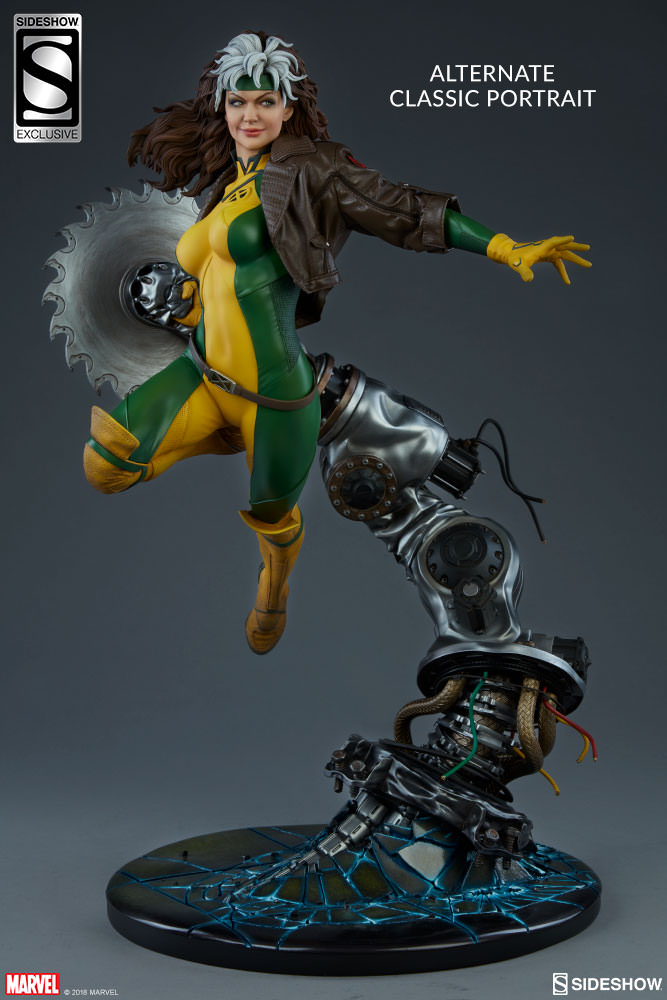 [Sideshow]-Rogue Maquette 30068740