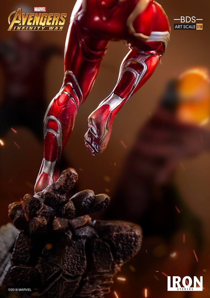 [Iron Studios] - Avengers: Infinity War - Mark XLVIII 1/10 37161410