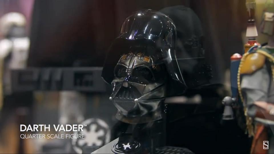 [Hot Toys] -Star Wars EP. VI-Darth Vader 1/4 37285710