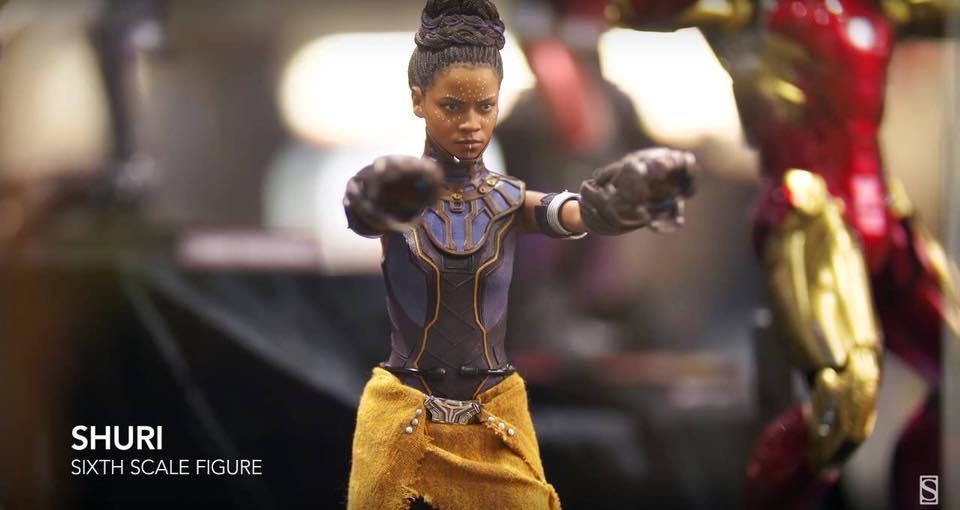 [Hot Toys]- Black Panther- Shuri 1/6 37302610
