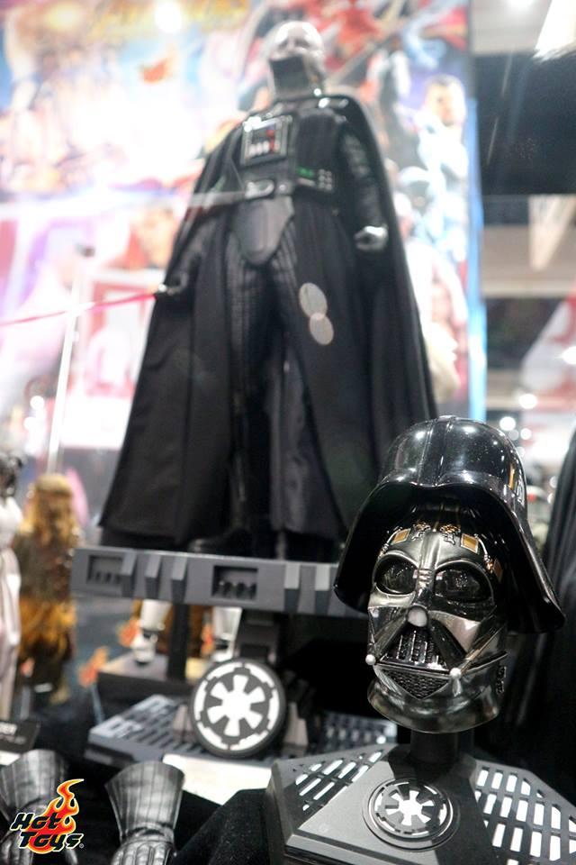 [Hot Toys] -Star Wars EP. VI-Darth Vader 1/4 37311710