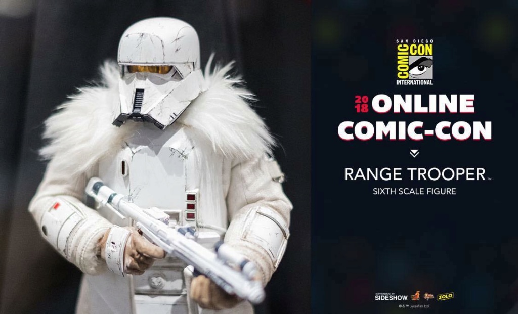 [Hot Toys] -Solo: a Star Wars Story- Range Trooper 1/6 37334310