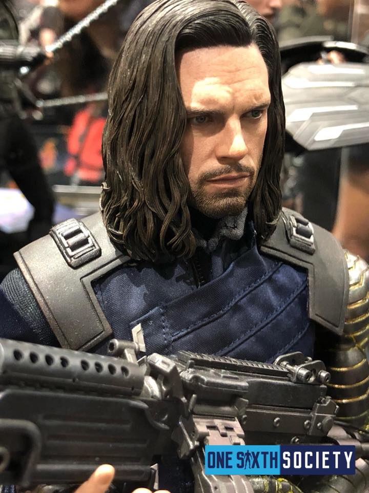 [Hot Toys] -Avengers: Infinity War - Winter Soldier 1/6 37340810