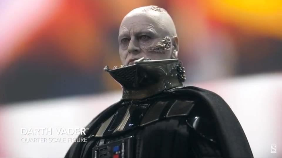 [Hot Toys] -Star Wars EP. VI-Darth Vader 1/4 37349310
