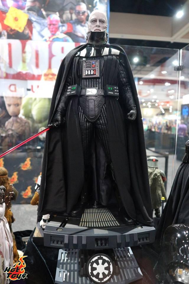 [Hot Toys] -Star Wars EP. VI-Darth Vader 1/4 37373410