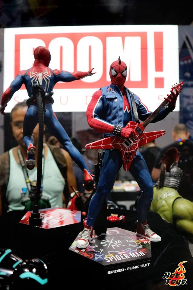 [Hot Toys] -Spider-Man Game- Spider-Punk Suit 1/6 37384210