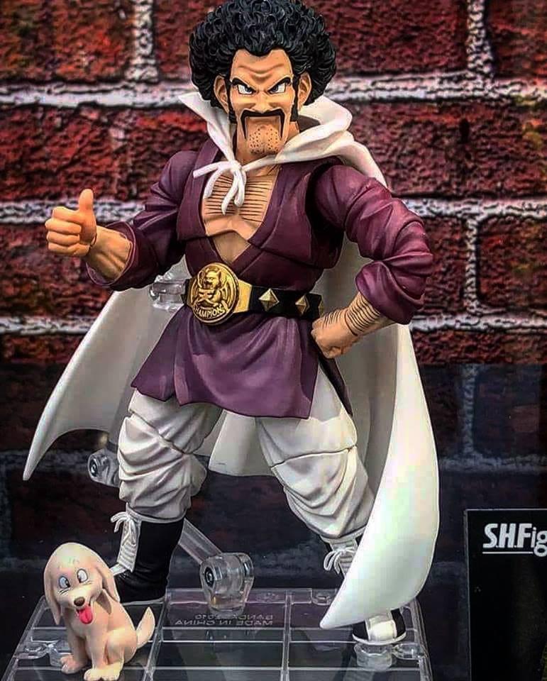 [Bandai] Sh Figuarts Dragon Ball Z- Satan 37397410
