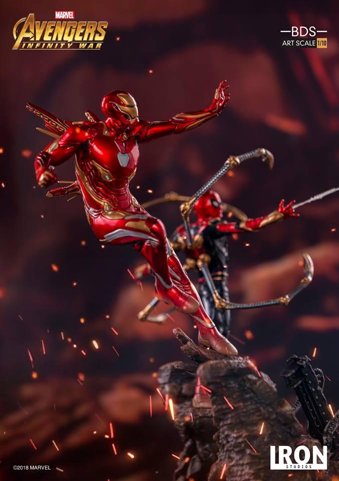 [Iron Studios] - Avengers: Infinity War - Mark XLVIII 1/10 37511410