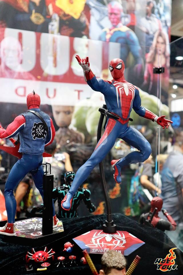 [Hot Toys] -Spider-Man Game- Spider-Man 1/6 37521510