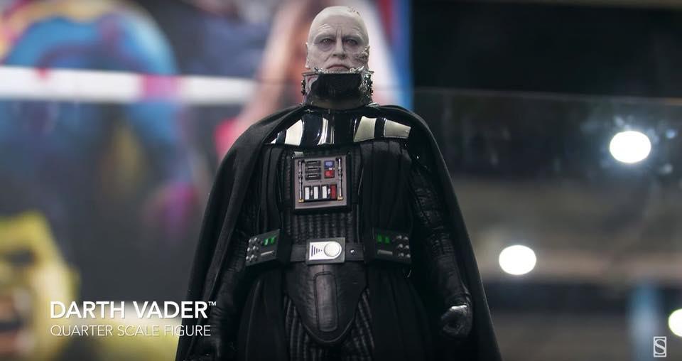 [Hot Toys] -Star Wars EP. VI-Darth Vader 1/4 37526010