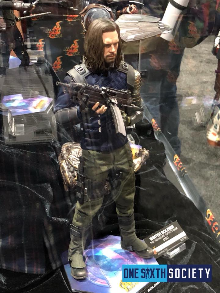 [Hot Toys] -Avengers: Infinity War - Winter Soldier 1/6 37561310