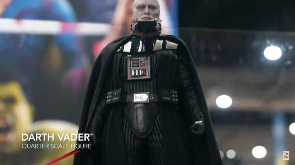 [Hot Toys] -Star Wars EP. VI-Darth Vader 1/4 37562910