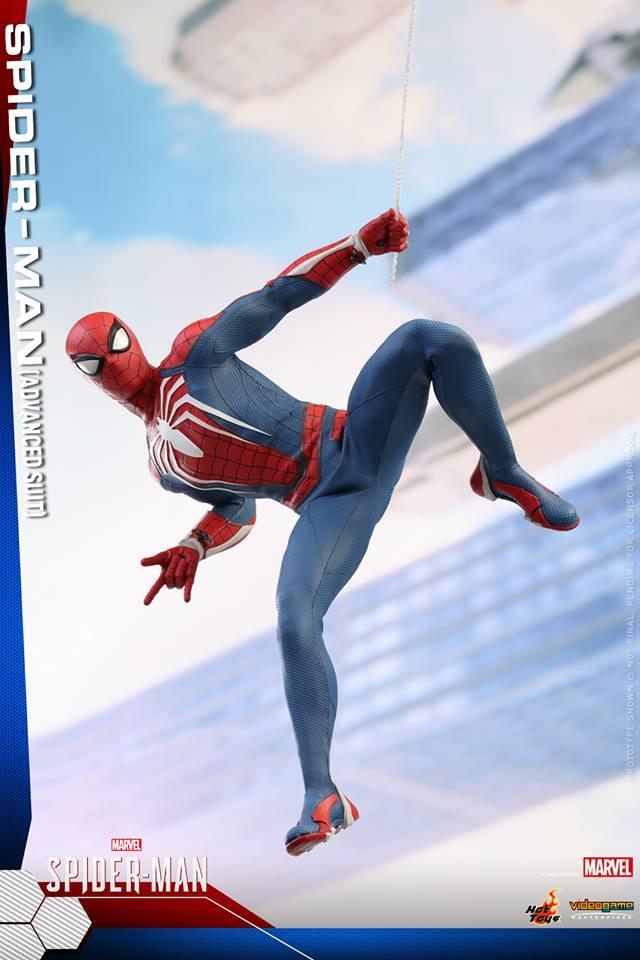 [Hot Toys] -Spider-Man Game- Spider-Man 1/6 37622710
