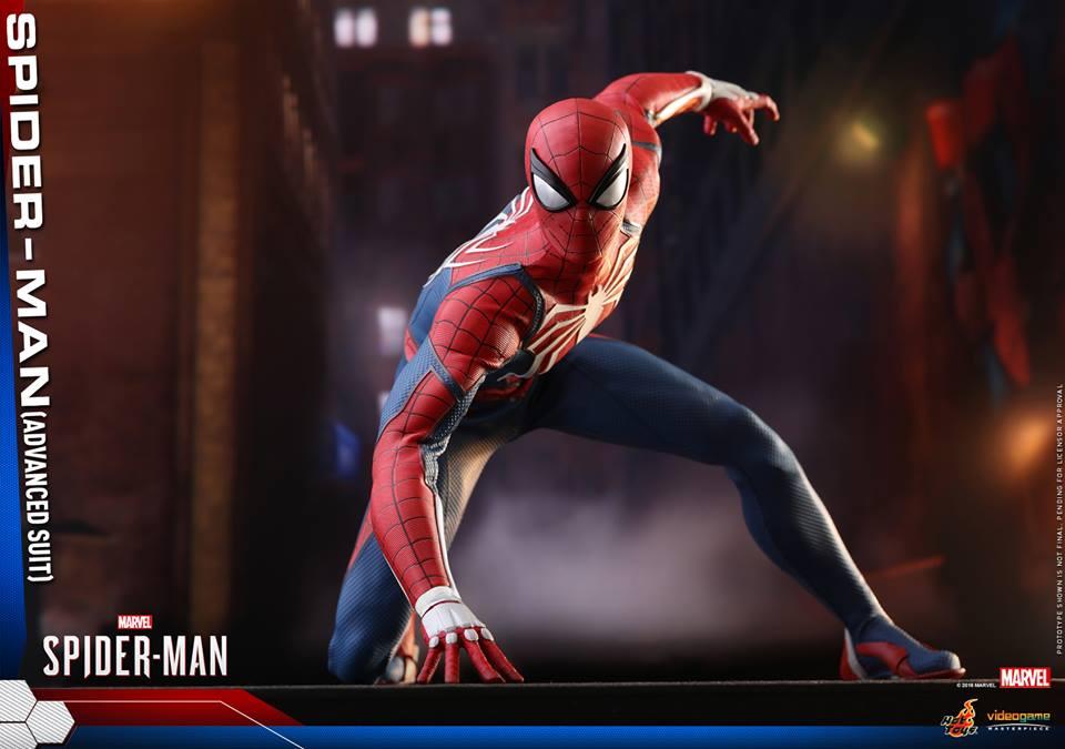 [Hot Toys] -Spider-Man Game- Spider-Man 1/6 37626310