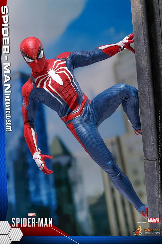 [Hot Toys] -Spider-Man Game- Spider-Man 1/6 37652010