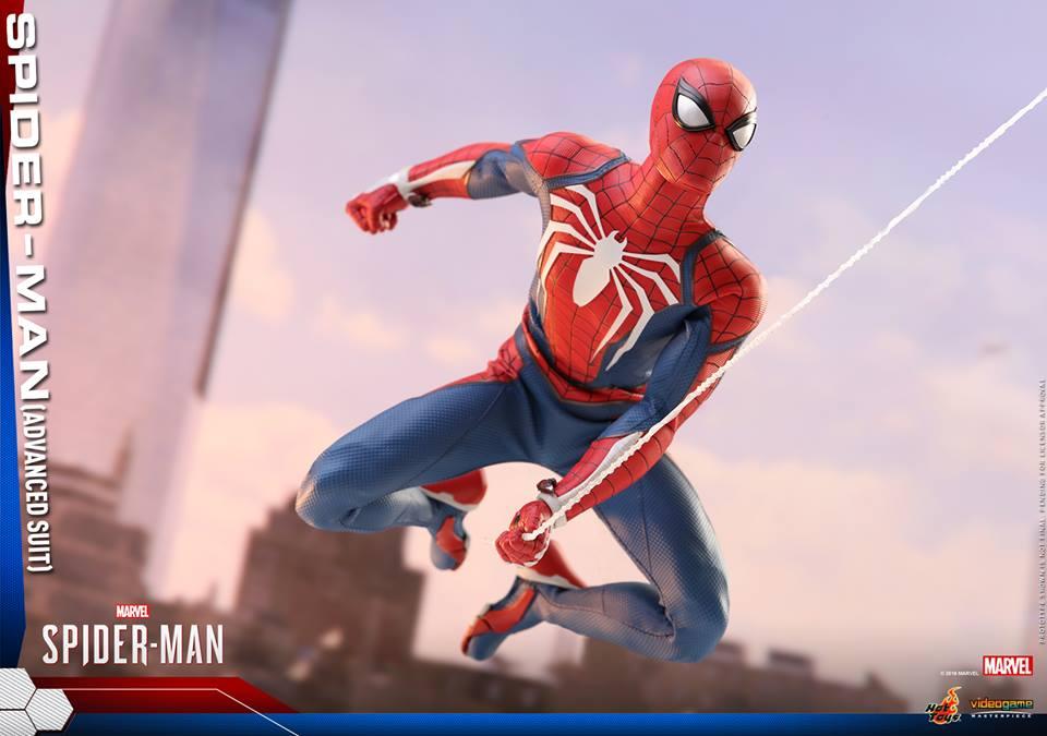 [Hot Toys] -Spider-Man Game- Spider-Man 1/6 37661110