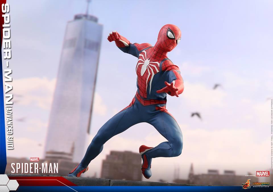 [Hot Toys] -Spider-Man Game- Spider-Man 1/6 37661310