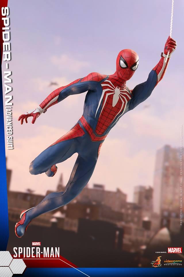 [Hot Toys] -Spider-Man Game- Spider-Man 1/6 37663710