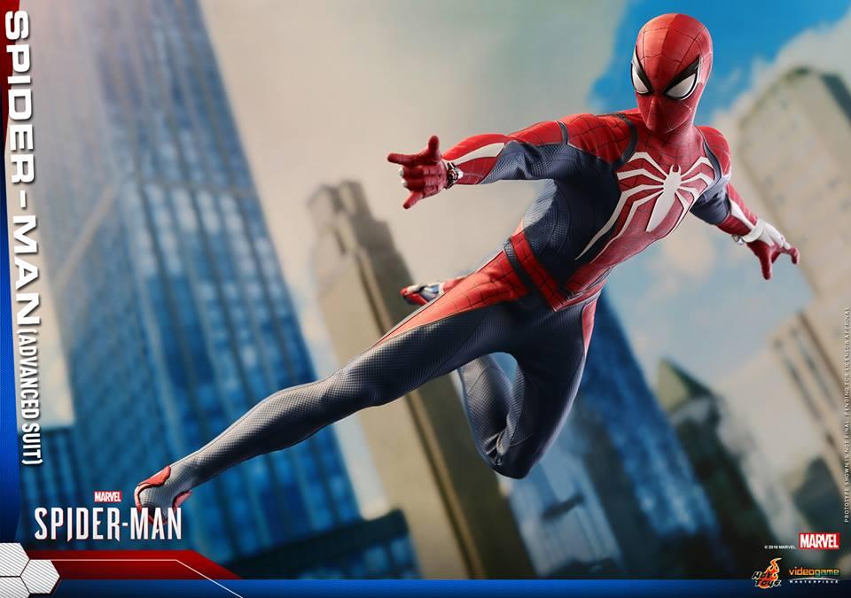 [Hot Toys] -Spider-Man Game- Spider-Man 1/6 37679110