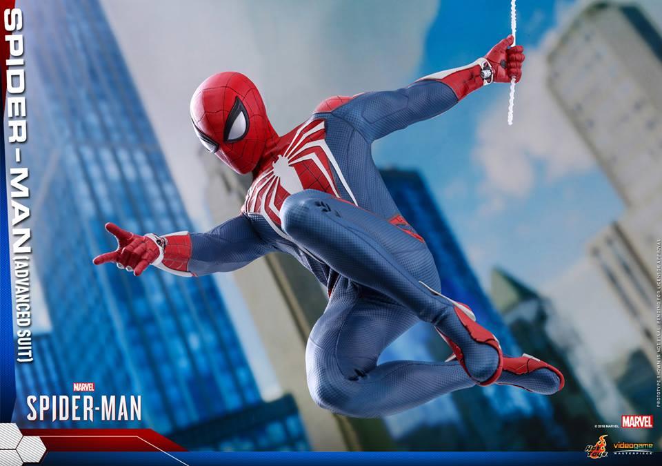 [Hot Toys] -Spider-Man Game- Spider-Man 1/6 37679510