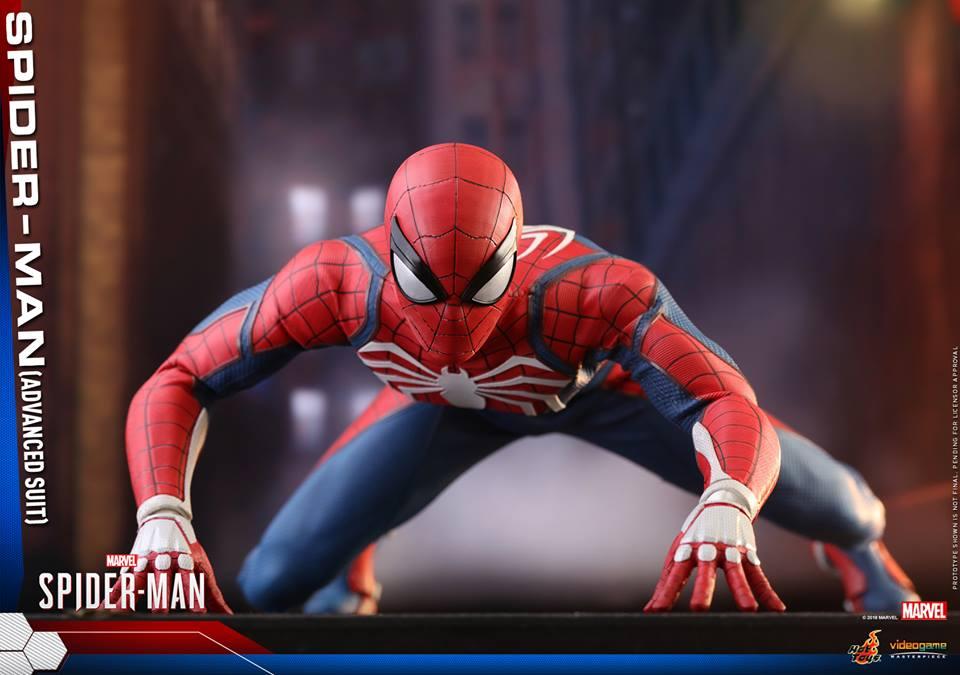 [Hot Toys] -Spider-Man Game- Spider-Man 1/6 37707710