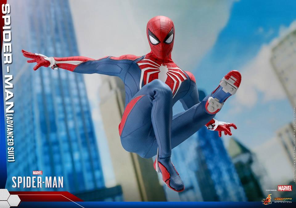 [Hot Toys] -Spider-Man Game- Spider-Man 1/6 37726410