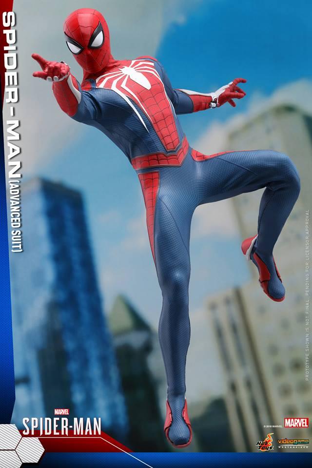 [Hot Toys] -Spider-Man Game- Spider-Man 1/6 37730710