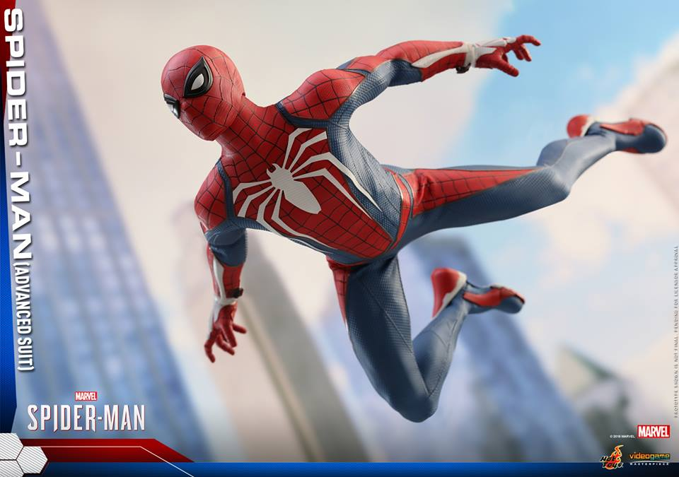 [Hot Toys] -Spider-Man Game- Spider-Man 1/6 37761410