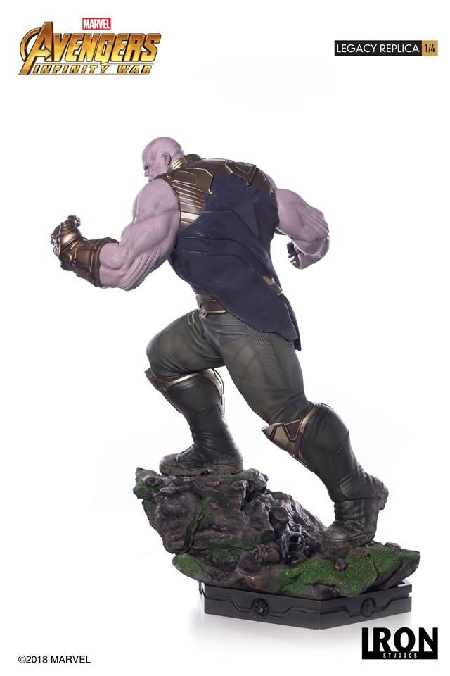 [Iron Studios] - Avengers: Infinity War - Thanos 1/4 38630010