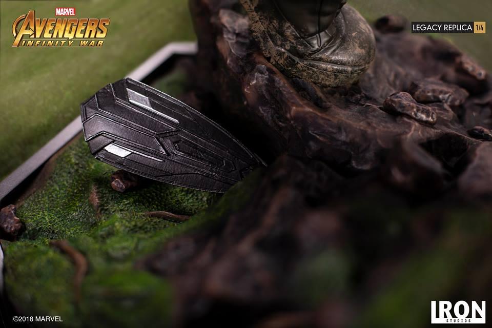 [Iron Studios] - Avengers: Infinity War - Thanos 1/4 38705610
