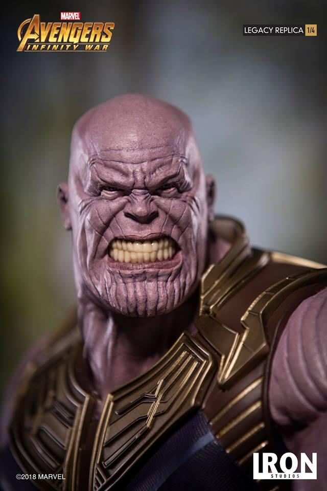 [Iron Studios] - Avengers: Infinity War - Thanos 1/4 38775410