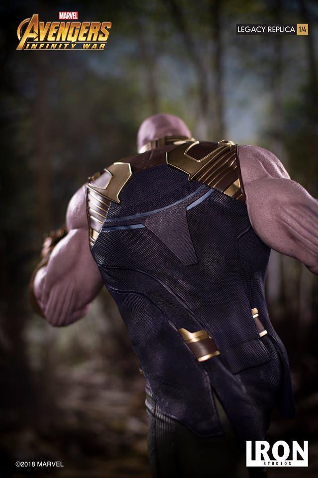 [Iron Studios] - Avengers: Infinity War - Thanos 1/4 38788510
