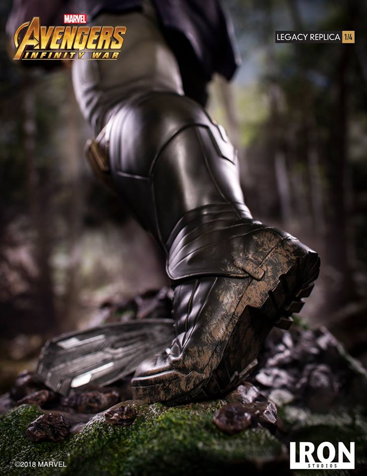 [Iron Studios] - Avengers: Infinity War - Thanos 1/4 38804410