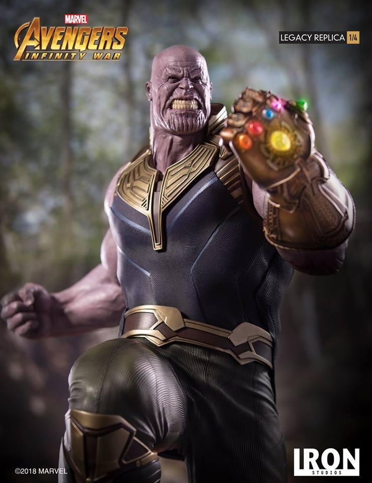 [Iron Studios] - Avengers: Infinity War - Thanos 1/4 38875410