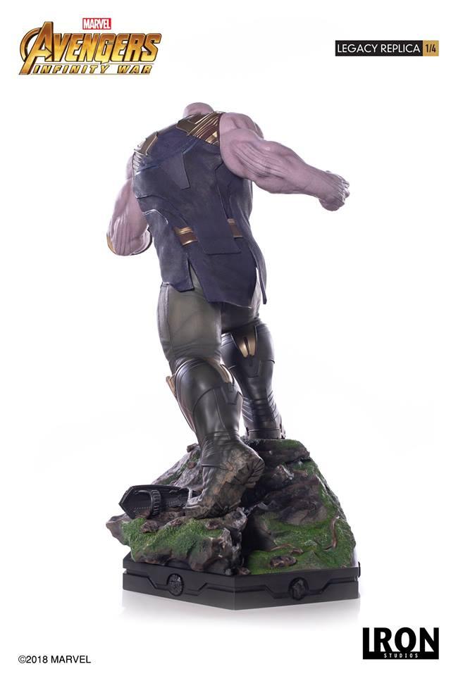 [Iron Studios] - Avengers: Infinity War - Thanos 1/4 38891110